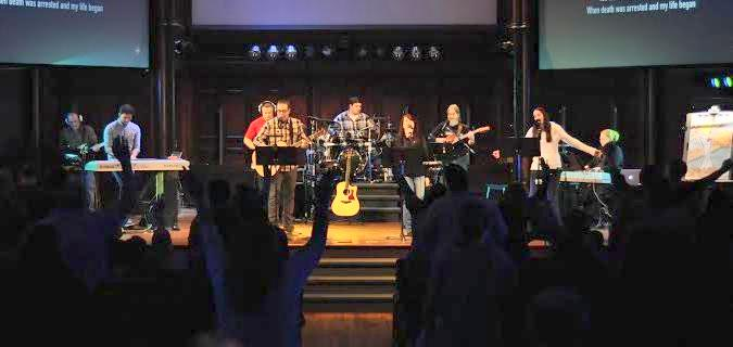 A Concert of Contemporary Worship Music